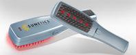 Sunetics Laser Hair Brush.
